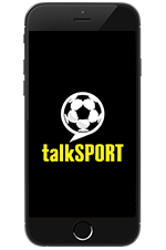 talkSPORT iPhone