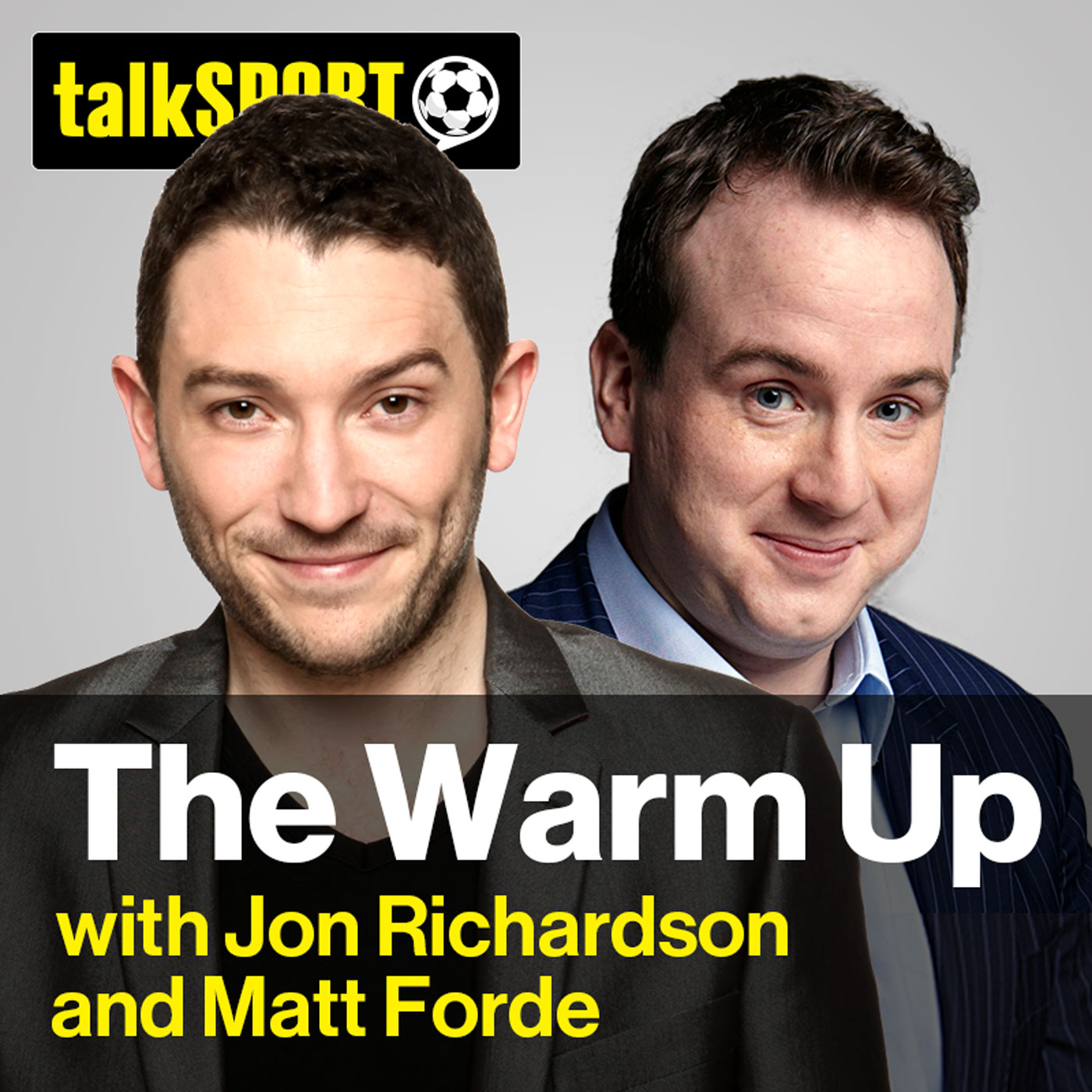 The Warm Up with Jon Richardson and Matt Forde