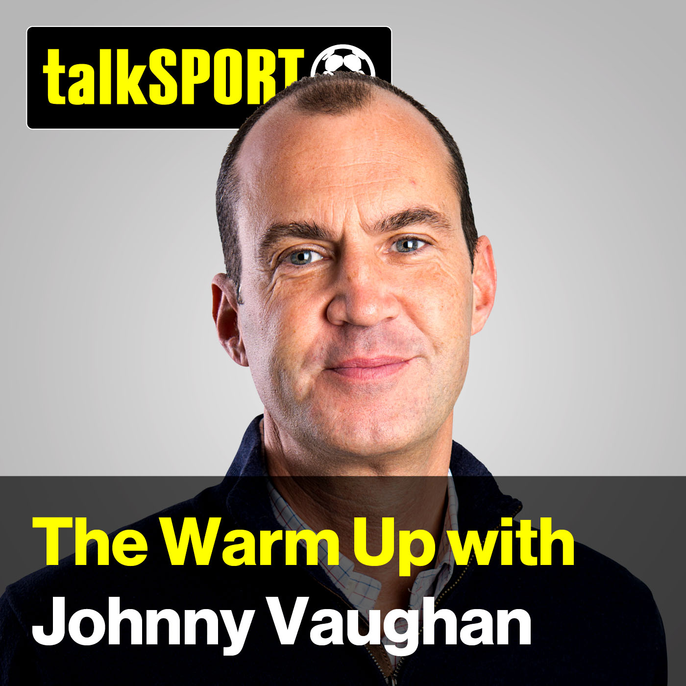 The Warm Up with Johnny Vaughan
