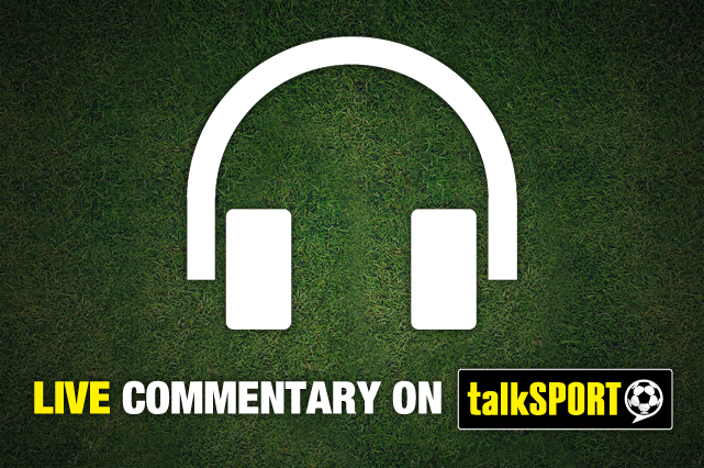 Live commentary on talkSPORT