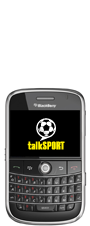 talkSPORT BlackBerry