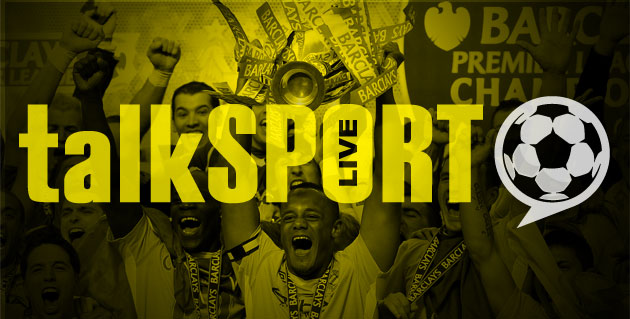 About Talksport Live - Live premiership football