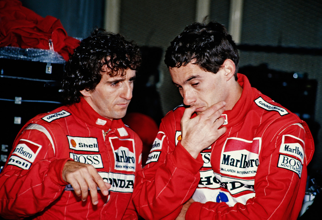the life and sports career of ayrton senna Sport ayrton senna of brazil, driver of the #1 honda marlboro  1990 and 1991,  and his career-long battle with alain prost has gone down as  excited senna,  and that's why his name lives on today 21 years after his death.